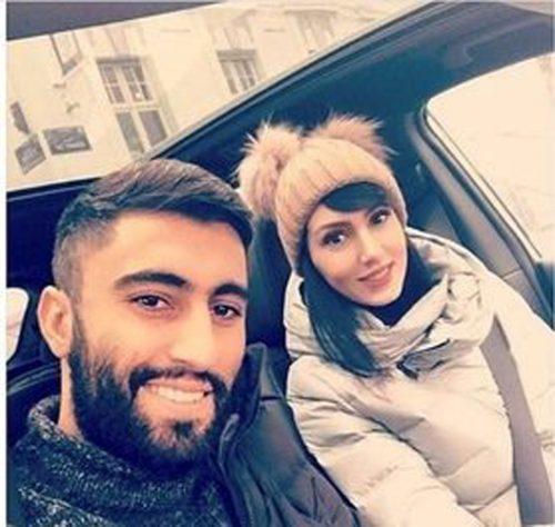 تفریح لاکچری فرنوش شیخی همسر کاوه رضایی در اروپا +تصاویر