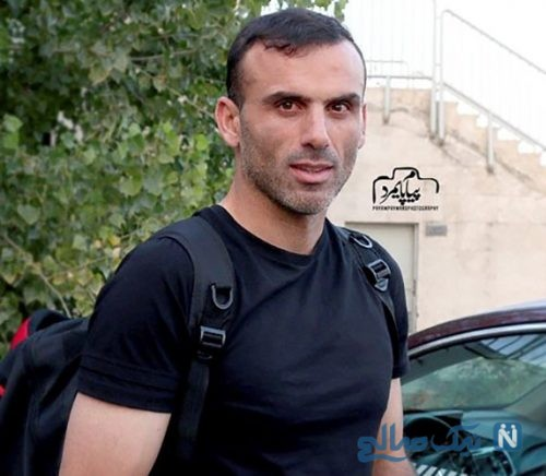 استوری جالب سید جلال حسینی کاپیتان پرسپولیس برای خواننده پاپ +عکس