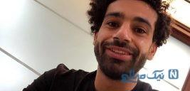 خودروی لوکس و ۳۳۰ هزار دلاری محمد صلاح بازیکن لیورپول را ببینید +تصاویر