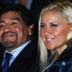 آشتی کنان مارادونا و همسرش پس از خیانت نامزدش روسیو +تصاویر
