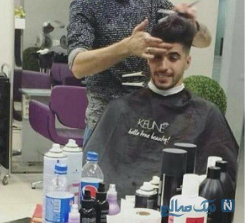 سعید عزت اللهی لژیونر