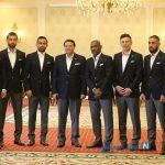 لباس خاص ملی پوشان ایرانی یا به قولی شاهزادههای ایرانی در امارات +تصاویر