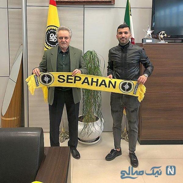 محسن مسلمان فوتبالیست