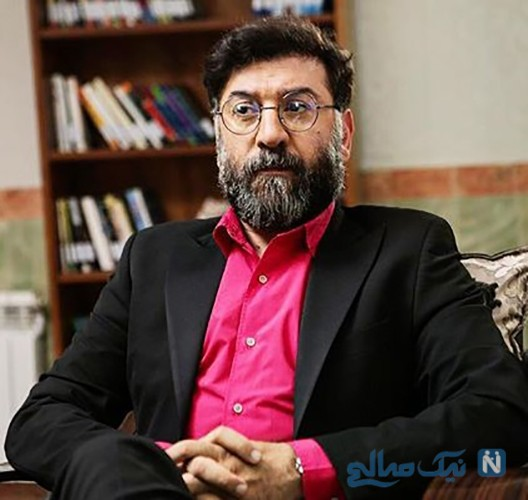 متلک سنگین علی انصاریان بازیکن سابق تیم ملی به جواد خیابانی +تصاویر