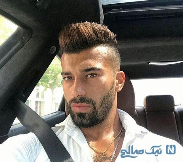 استوری عجیب رامین رضاییان بازیکن فوتبال برای فوق ستاره جهان +عکس