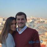 جشن تولد ویژه ایکر کاسیاس دروازه بان افسانه ای برای همسرش سارا +تصاویر