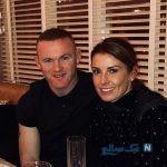 ماجرای طلاق همسر وین رونی به علت مصرف الکل و خیانت از او +تصاویر
