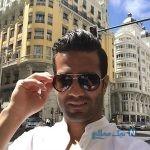عروسی مسعود شجاعی کاپیتان باسابقه تیم ملی +تصاویر