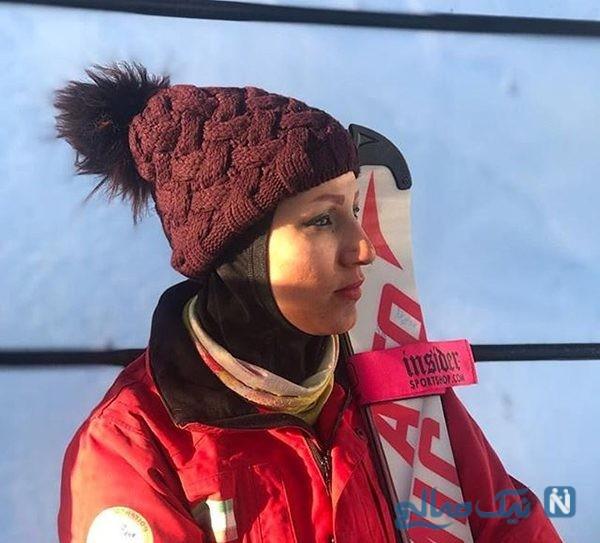 صحبت های مرجان کلهر پس از اقدام زیبایش در رقابت های قهرمانی جهان در سوئد +تصاویر
