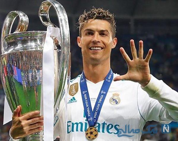 جنجال های کری کریس رونالدو برای هواداران اتلتیکو مادرید +تصاویر