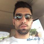 ماجرای رفتارهای جنجالی سید محمد موسوی در لیگ والیبال و محرومیت وی +تصاویر