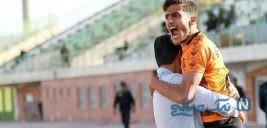 عجیب ترین شادی گل فوتبال ایران را ببینید +تصاویر