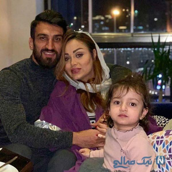 حسین ماهینی بازیکن پرسپولیس