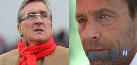 همدردی با مردم سیل زده از توماس هسلر اسطوره فوتبال آلمان تا شفر و برانکو +تصاویر