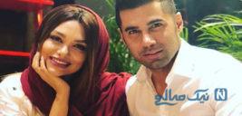 خانه نشینی فروزان دروازه بان تراکتوری ها پس از روز جهمنی و توضیح همسرش درباره کامنت جنجالی+تصاویر