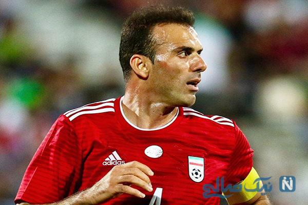 حمایت بسیار جالب جلال حسینی کاپیتان پرسپولیس از عادل فردوسیپور +تصاویر