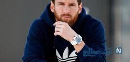 سورپرایز مسی ستاره بارسلونا برای برادرزادهاش در روز عید پاک +تصاویر