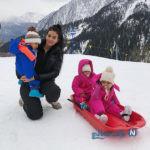 تبریک متفاوت خواهر جورجینا نامزد رونالدو به مناسبت روز مادر به وی +تصاویر