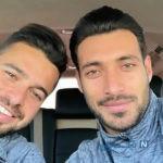 سروش رفیعی بازیکن پرسپولیس در کنار عشق های زندگی اش و جام قهرمانی +تصاویر