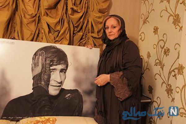 همسر ناصر حجازی