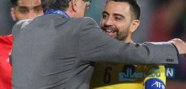 بازتاب خداحافظی ژاوی هرناندز در ورزشگاه آزادی در رسانه های خارجی +تصاویر