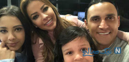 همسر دروازه بان رئال مادرید تیم آینده اش همسرش کیلور ناواس را لو داد؟ +تصاویر