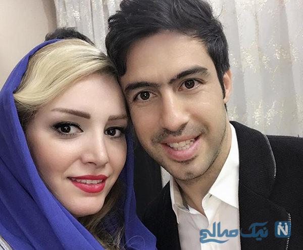 حمله تند همسر خسرو حیدری کاپیتان سابق آبی ها به مهدی رحمتی +تصاویر