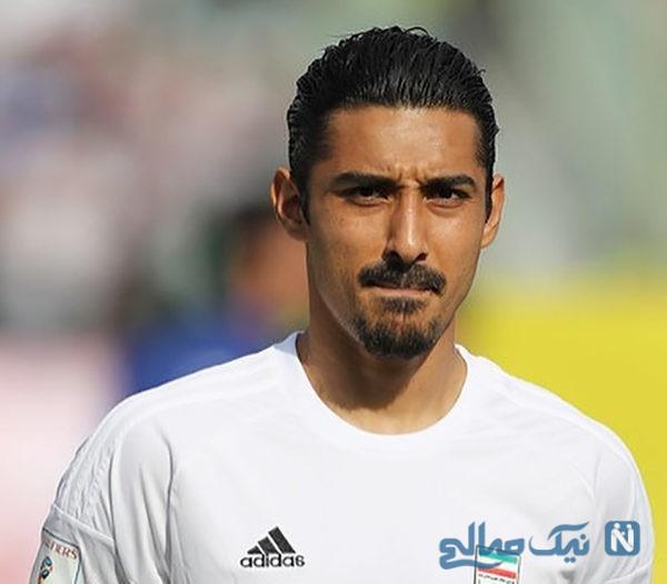 واکنش جالب رضا قوچان نژاد فوتبالیست ایرانی به پیشنهاد پرسپولیس پدیده و تراکتور +تصاویر