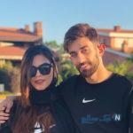 مراسم ازدواج علی قلی زاده با یاسمن فرمانی فوتبالیست ایرانی +تصاویر