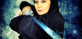 گفتگوی جالب با تینا روشن نیا بانوی اول نینجا رنجر ایران +تصاویر
