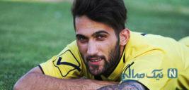 ماجرای جنجالی خداحافظی پیام صادقیان با دنیای فوتبال +تصاویر