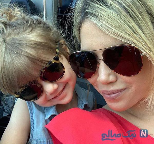 محبوبیت شدید صفحه شخصی دختر دو ساله ایکاردی بازیکن اینترمیلان +تصاویر