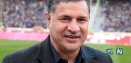 علی دایی آقای گل جهان و قیصر فوتبال آلمان در یک قاب +تصاویر