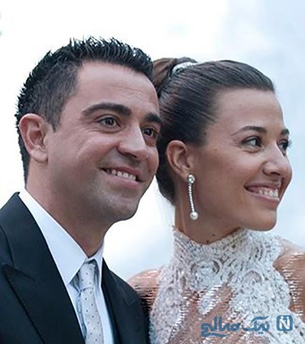 عکس های عروسی ژاوی هرناندز
