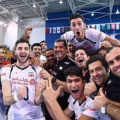 قهرمانی تیم ملی والیبال و واکنش های جالب به این اتفاق تاریخی +تصاویر