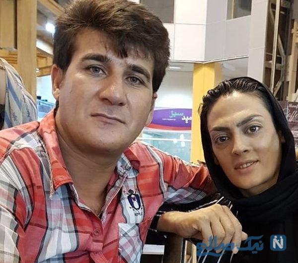 مادرشدن شهربانو منصوریان قهرمان ووشوی زنان جهان +تصاویر