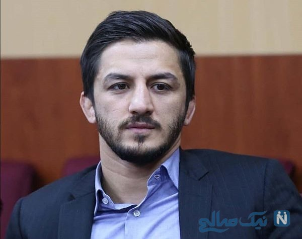 کشتی گرفتن حمید سوریان با ملی پوشان بعد از حکم نایب رییسی +تصاویر