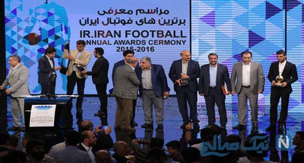 برترینهای فوتبال ایران و مرد سال در فصل ۹۸-۹۷ معرفی شدند