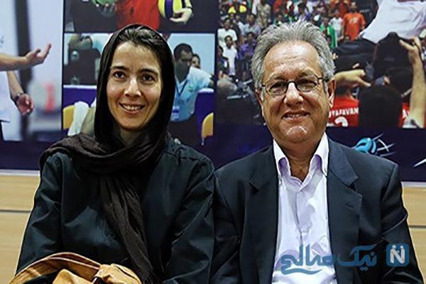 دلتنگی خولیو ولاسکو مربی آرژانتینی سابق تیم والیبال و همسرش برای ایران +تصاویر