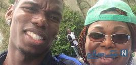 مادر پل پوگبا سوپر مامان دنیای فوتبال از فقر تا پادشاهی +تصاویر