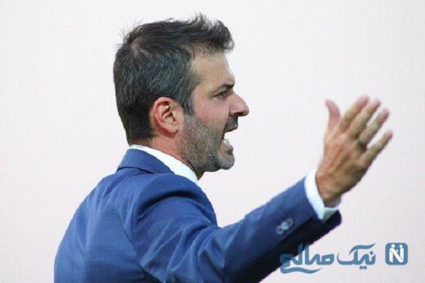واکنش استراماچونی سرمربی جدید استقلال به رای کمیته انضباطی علیه او