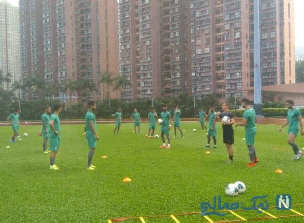 تیم ملی ایران در هنگ کنگ