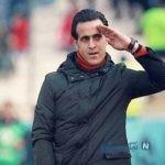 انتقاد آتشین علی کریمی بازیکن فوتبال از وضعیت ورزشگاه ها