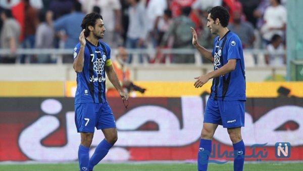 تصویر جدید مجتبی جباری بازیکن سابق کار جدید او را بر ملا کرد