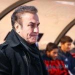 مداحی فرهاد کاظمی مربی سابق سپاهان در عاشورای حسینی + فیلم