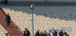 اولین حضور زنان در استادیوم آزادی به روایت تصاویر | از سلفی با کیسوکه تا بلیط تاریخی