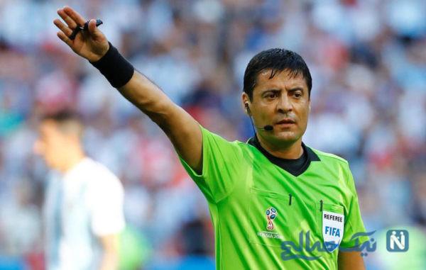 فغانی داور بین المللی فوتبال ایران در میان جنجال فوتبال استرالیا