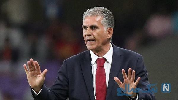 تایید یک خبر مهم و جنجالی درمورد کی روش مربی فوتبال ایران
