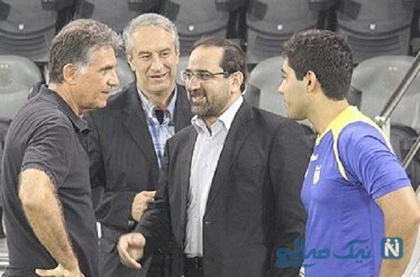 مربی فوتبال ایران