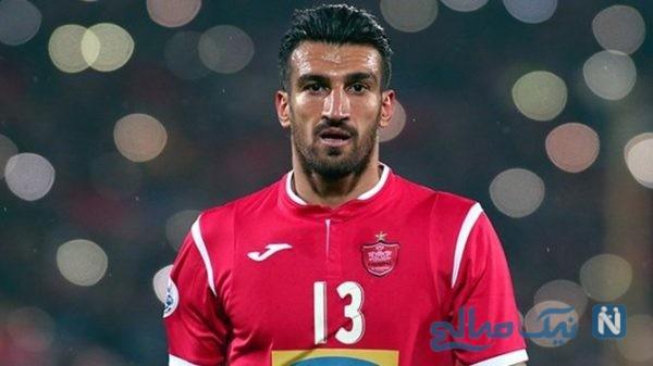 دلخوری حسین ماهینی کاپیتان پرسپولیس از فحش هواداران
